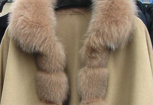 革ジャケット、毛皮、カシミヤのクリーニング